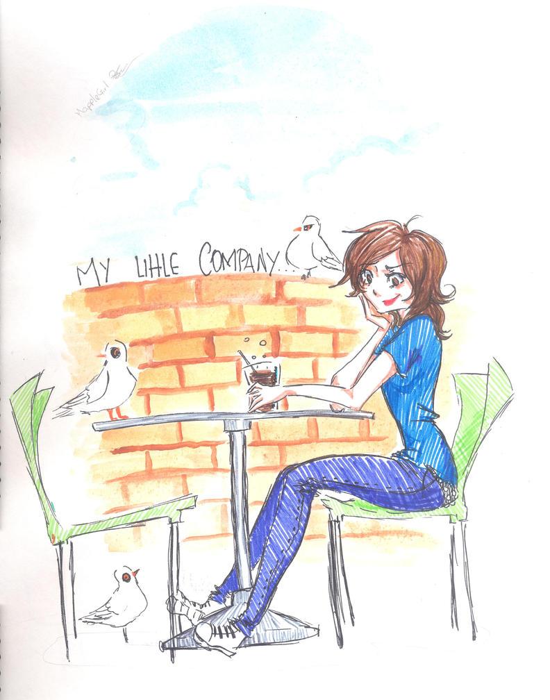 Doves(My Little company) by Mapplegirl