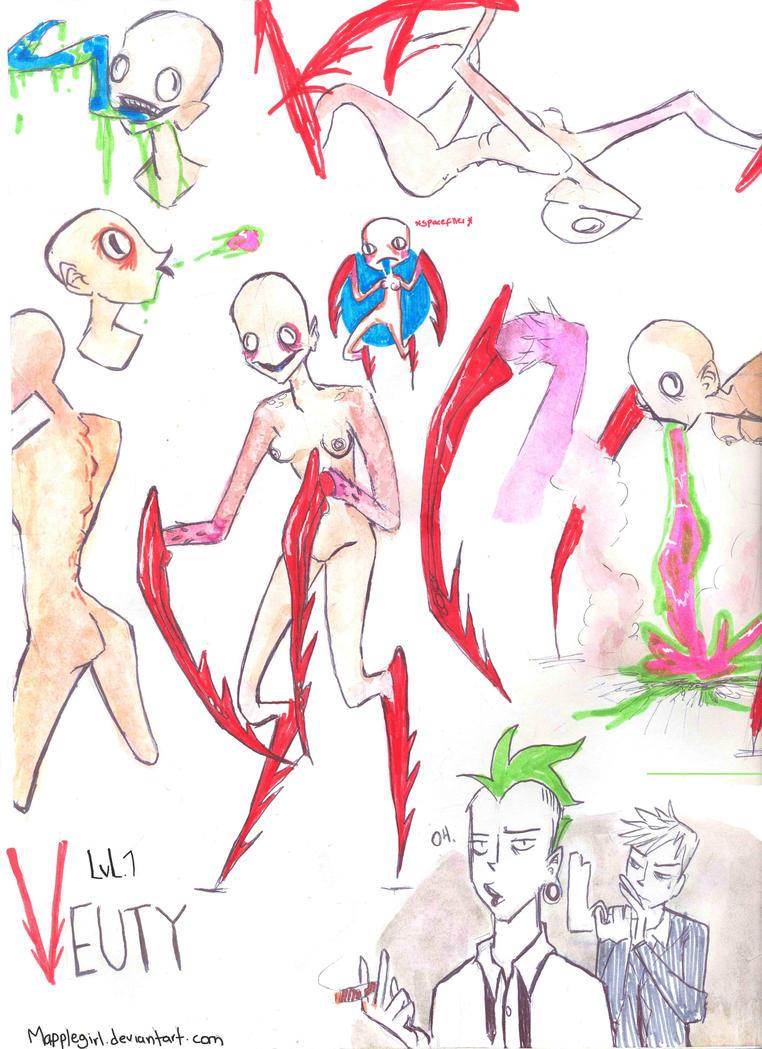 Veuty by Mapplegirl