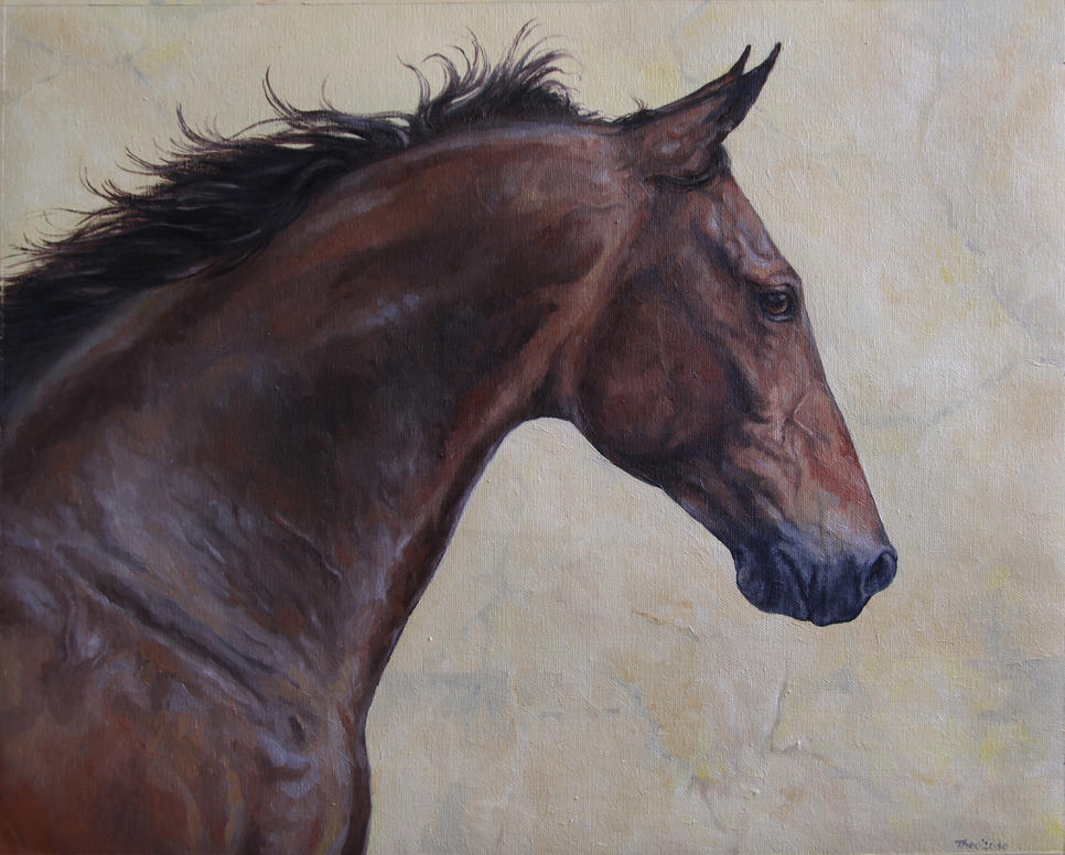 Oil Painting - ...
