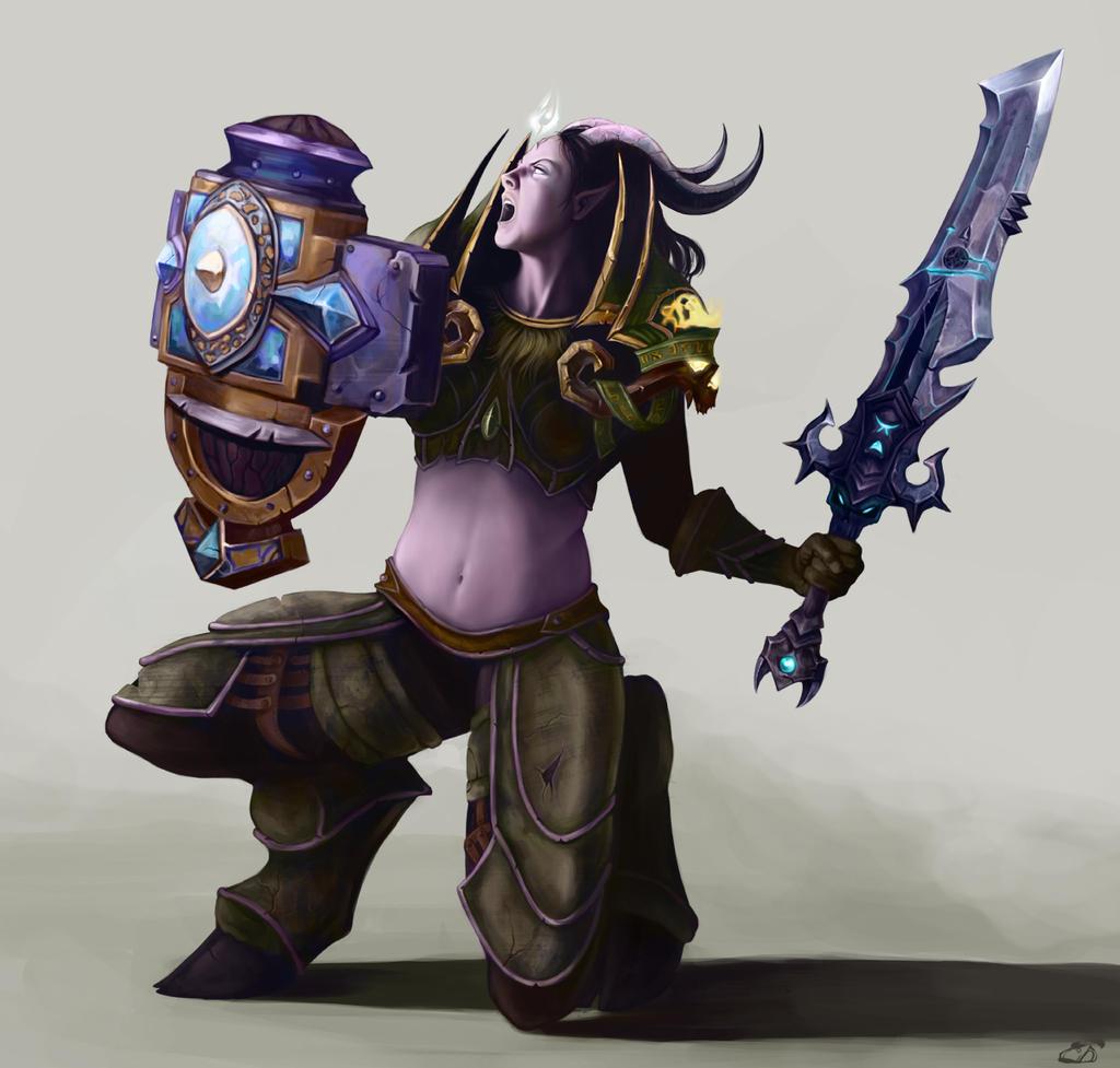 World Of Warcraft - Taunt by MeWannaLearn