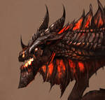 Deathwing - Close up