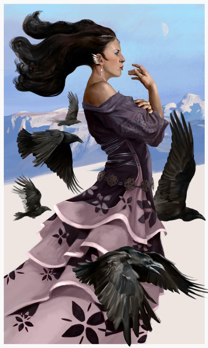Gypsy by MeWannaLearn