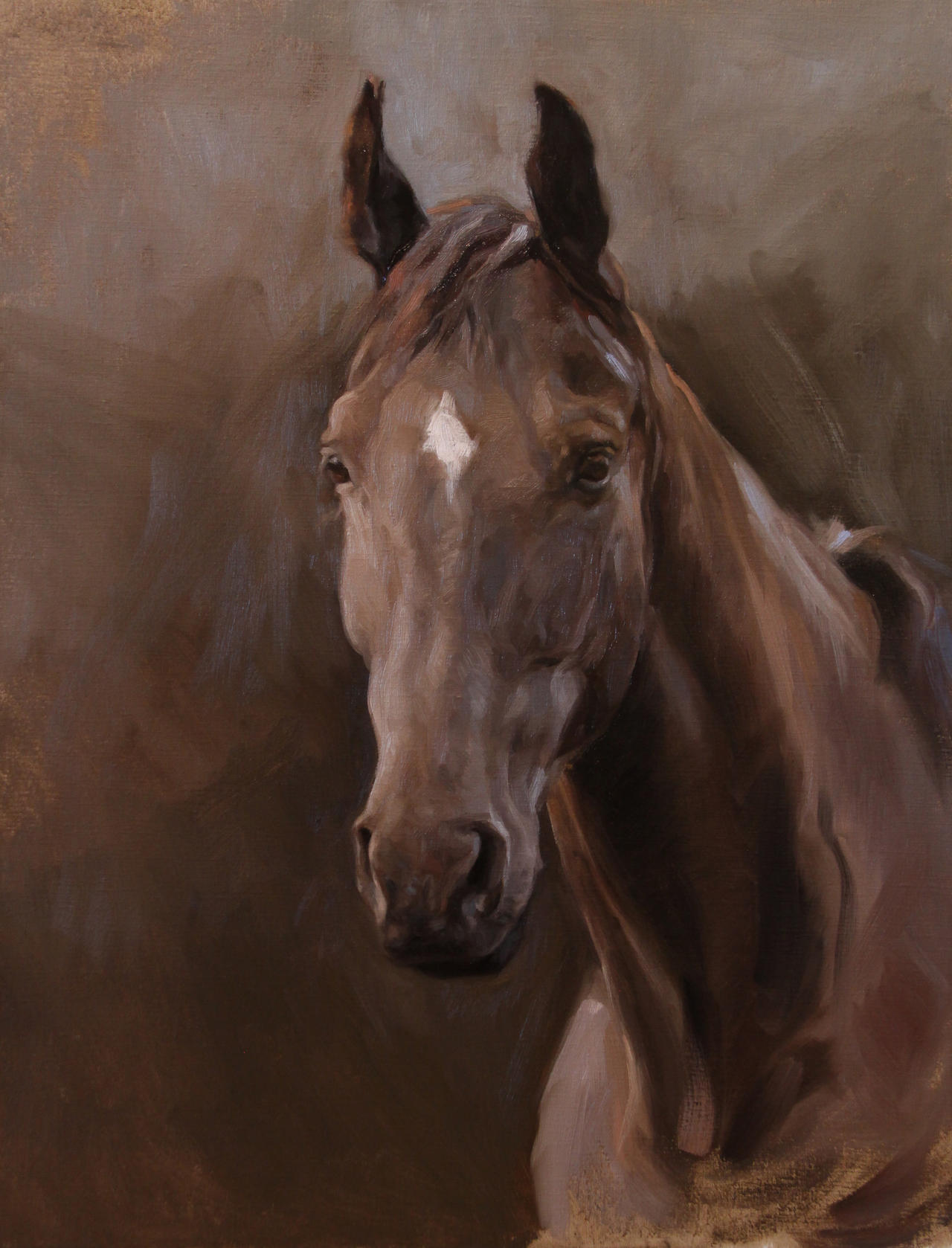 Displaying 17> Images For - Beautiful Horse Paintings...: galleryhip.com/beautiful-horse-paintings.html