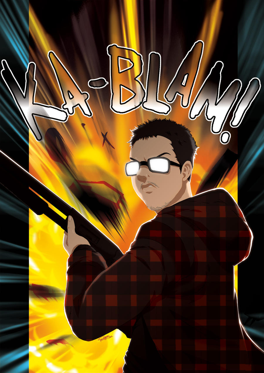 KA-BLAM! ID by ICK369