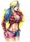 Harley Quinn DC Comics character