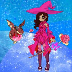 Kiki The  Good Dream witch  by KikilynnCooper