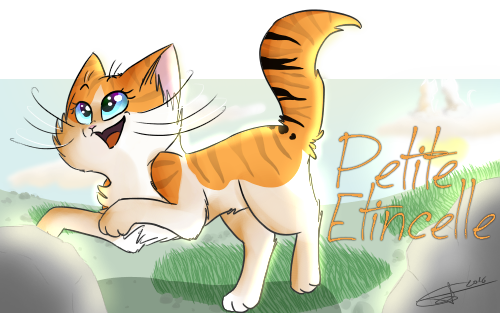 Petite Etincelle by Ellexa007