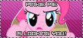 001 - Pinkie Pie Stamp (PNG) by Ov3rHell3XoduZ