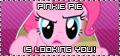 001 - Pinkie Pie Stamp (PNG) by Ov3rHell3XoduZ