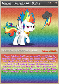 [044] Super Rainbow Dash [ES]