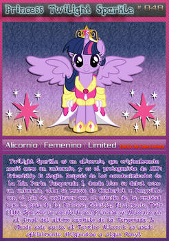[048] Princess Twilight Sparkle [ES]