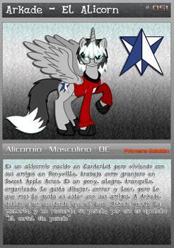 [051] Arkade - El Alicorn [ES]