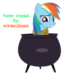V06 - Rainbow Dash into a Saucepan