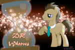 119 - Wallpaper For DR. Whooves (A+)