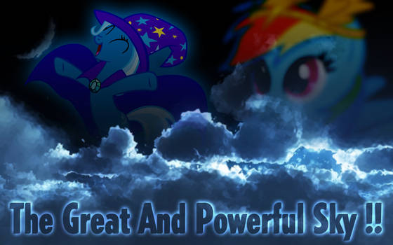 160 - The Great And Powerful Sky (AAA)