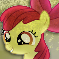 002 - Free Avatar - The Cute Face of Apple Bloom