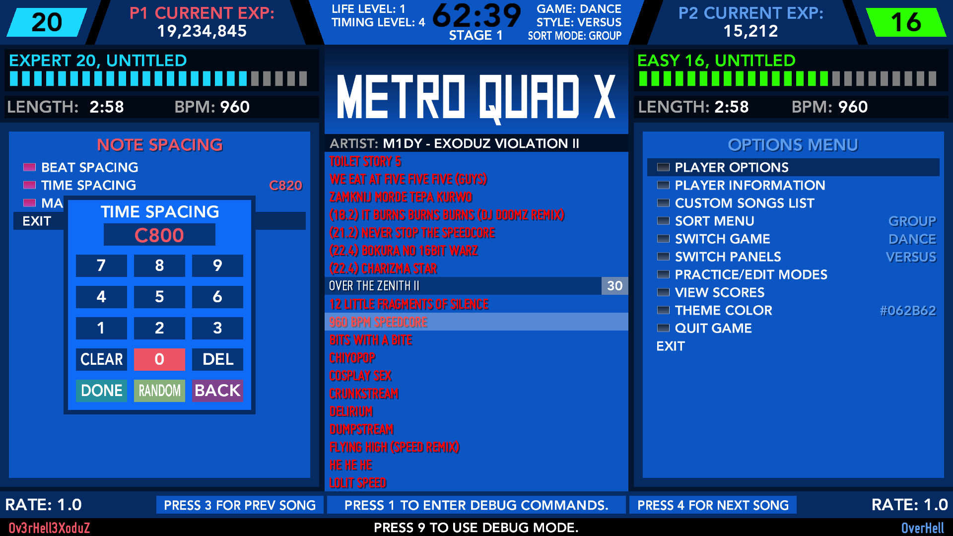 [SM 5.0.7+] METRO QUAD X | REVISION 9.6.0 (WIP Theme ... - photo#44