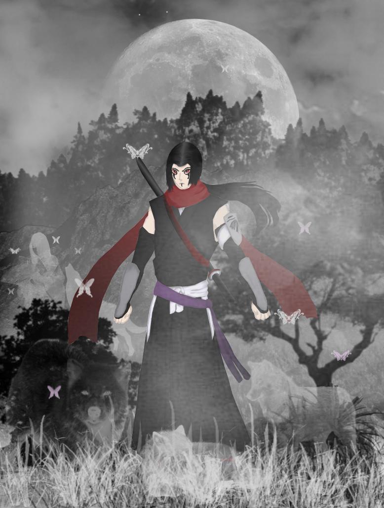 The Moonlit Path by SolekariFujiwara