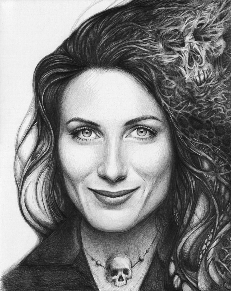 Dr. Cuddy by Olechka01
