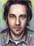 Paul Rudd Portrait