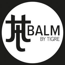 'Balm by Tigre' logo design by EmofaMorales