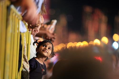 An Indian Girl by waynemethod