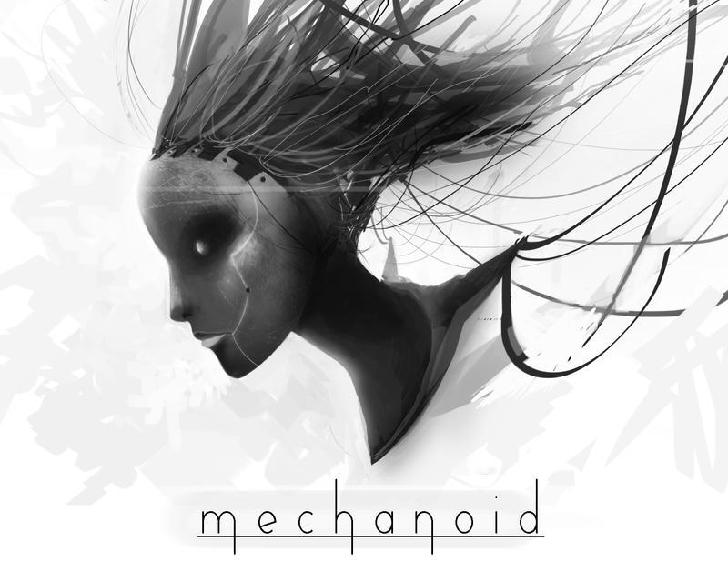 Mechanoid - 01 by Sid-axn