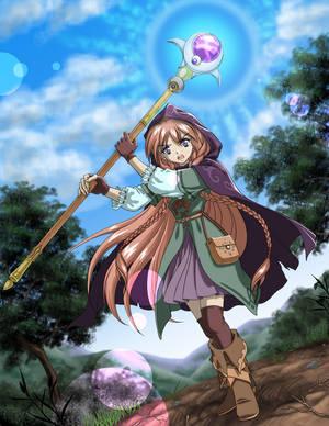Fantasy Earth Zero Sorceress