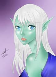 Elf by Shira-Hisa