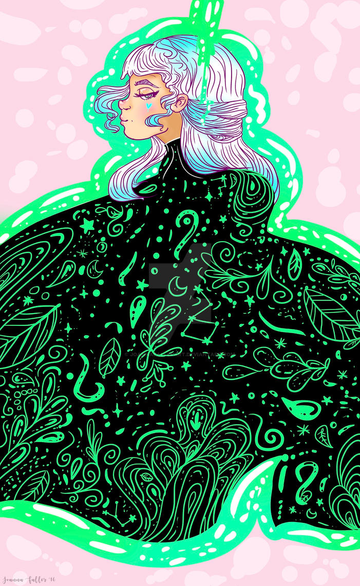 Drippin' by JoannaFallerArt