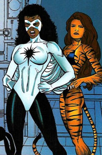 Tigra is a hottie - 1 2