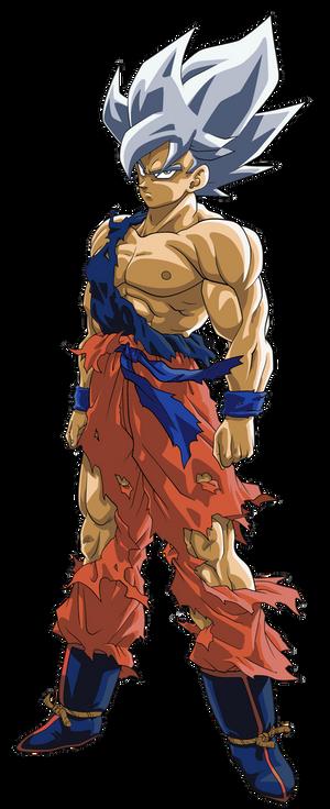Goku SSJ (Namek) - UI Mastered Palette #1