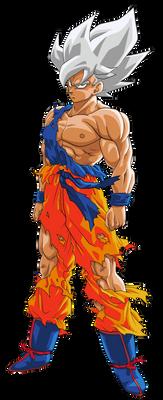Goku SSJ (Namek) - UI Mastered (Toriyama) Palette