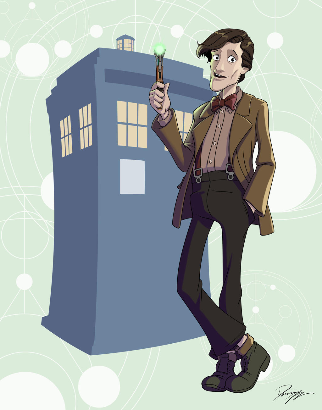11Doctor by Dominic-Marco