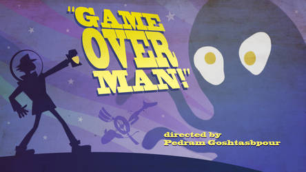 gameOverMan title