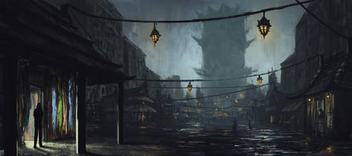 fantasy noir market