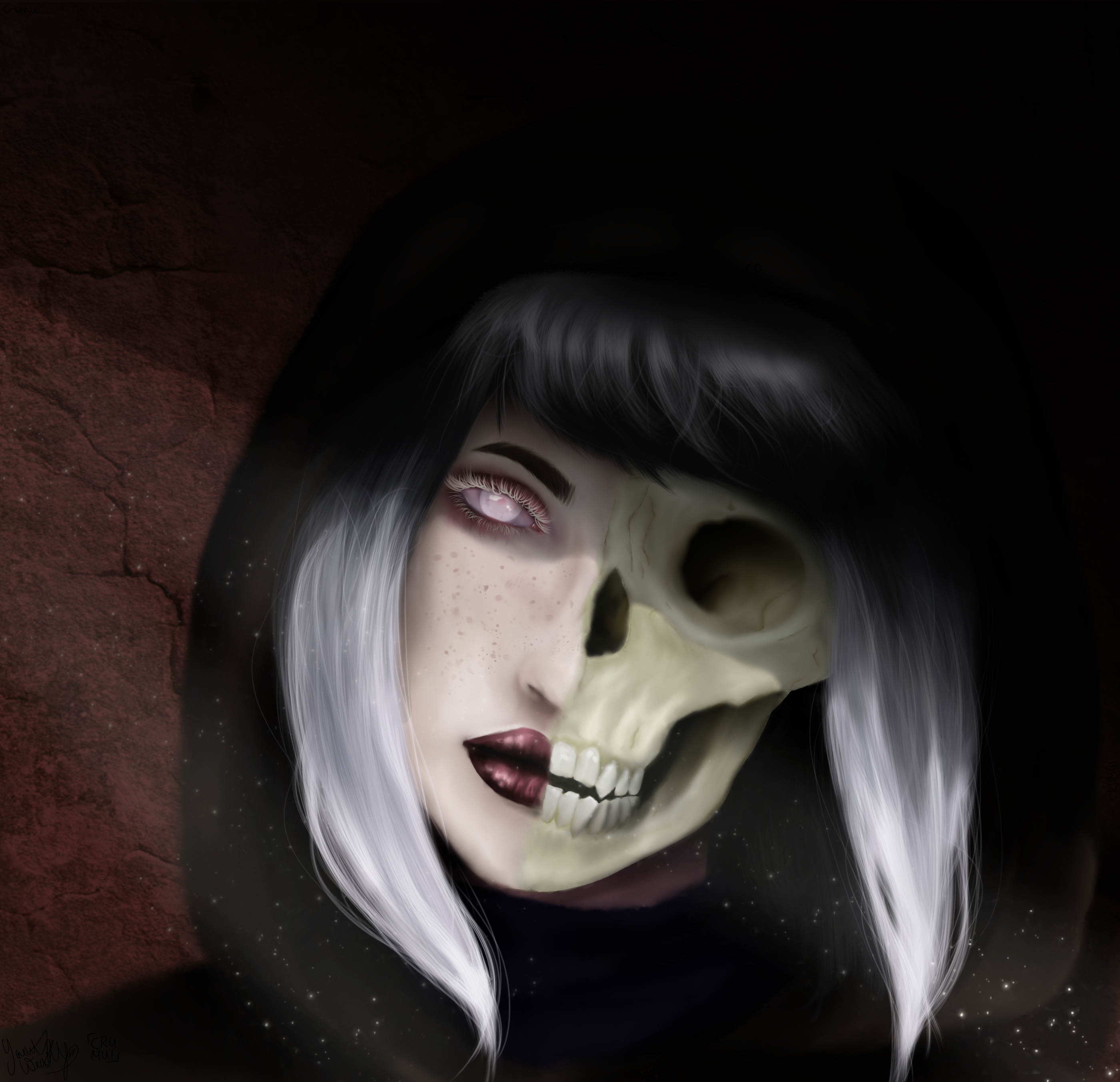 Life Halloween Profile Picture By Crumui On Deviantart