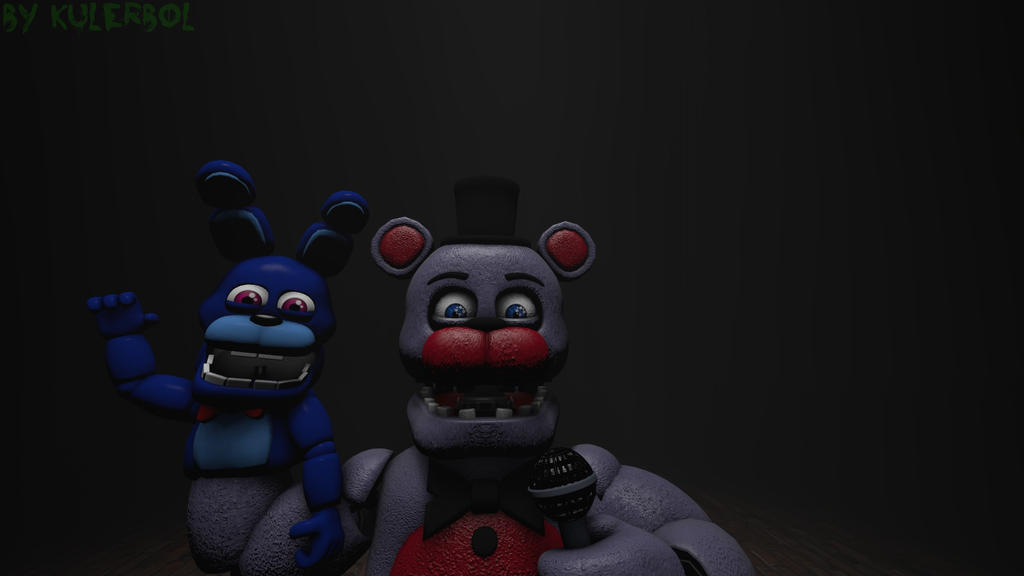 Mmd Funtime Freddy: FNAF Sister Location Funtime Freddy By Kulerbol On DeviantArt
