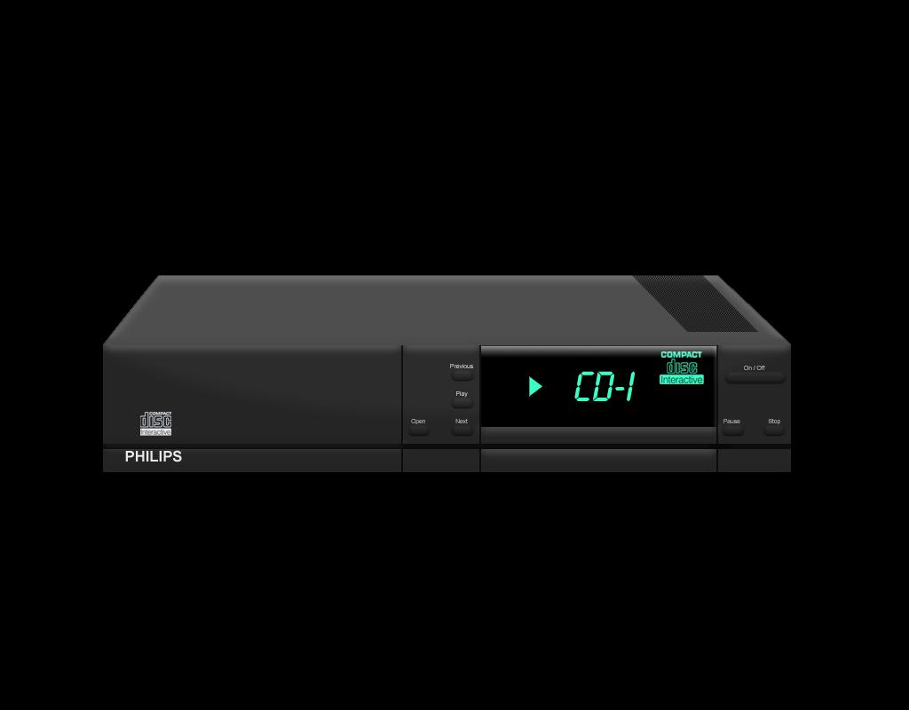 Philips CD-i 220