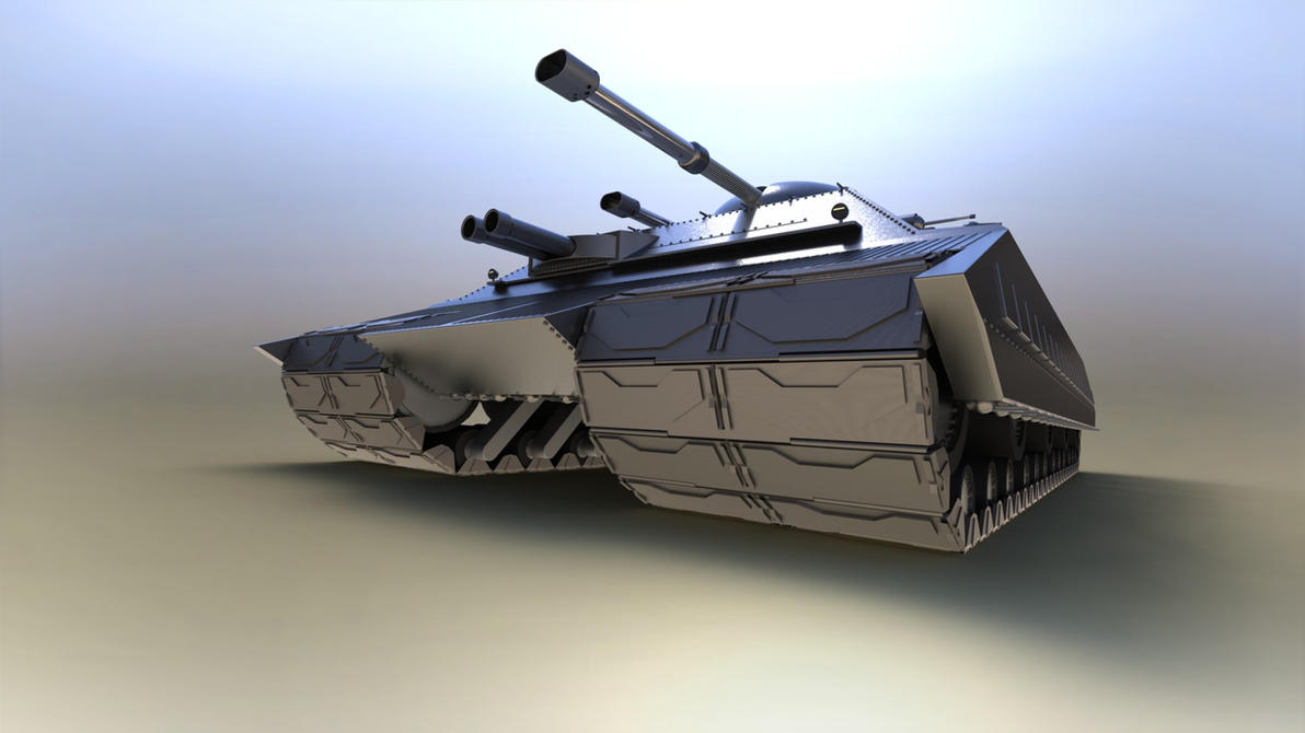 Xxxiii Bolo Tank Mark XXXIII by