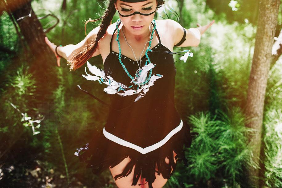 Tiger Lily - Flight by novelhill