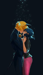 Cant Love you In The Dark by GardenofSpice