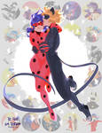 1 year of miraculous