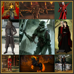 Undead star legends by TwistedWizzro343