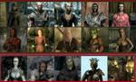 People of Dawnstar by TwistedWizzro343