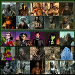 People of Markarth by TwistedWizzro343