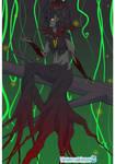 Morgana the Demon Tree by TwistedWizzro343