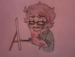 EW- Artist Eduardo by Trophy-Sketcher
