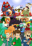 Eddsworld Legacy Poster