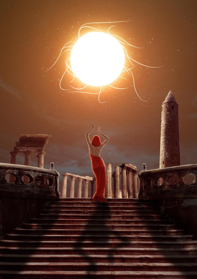 Dance to the Sun God by posh522789